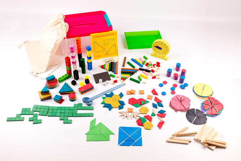 kit de matematicas abierto