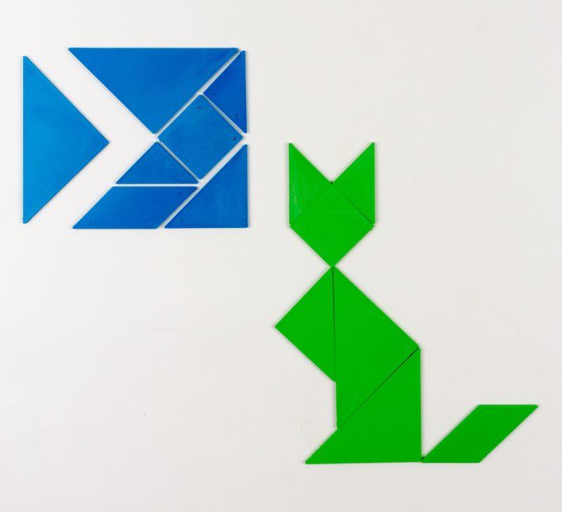 set tangram