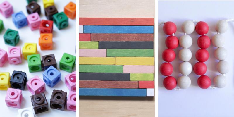 3 ideas para trabajar la descomposición numérica